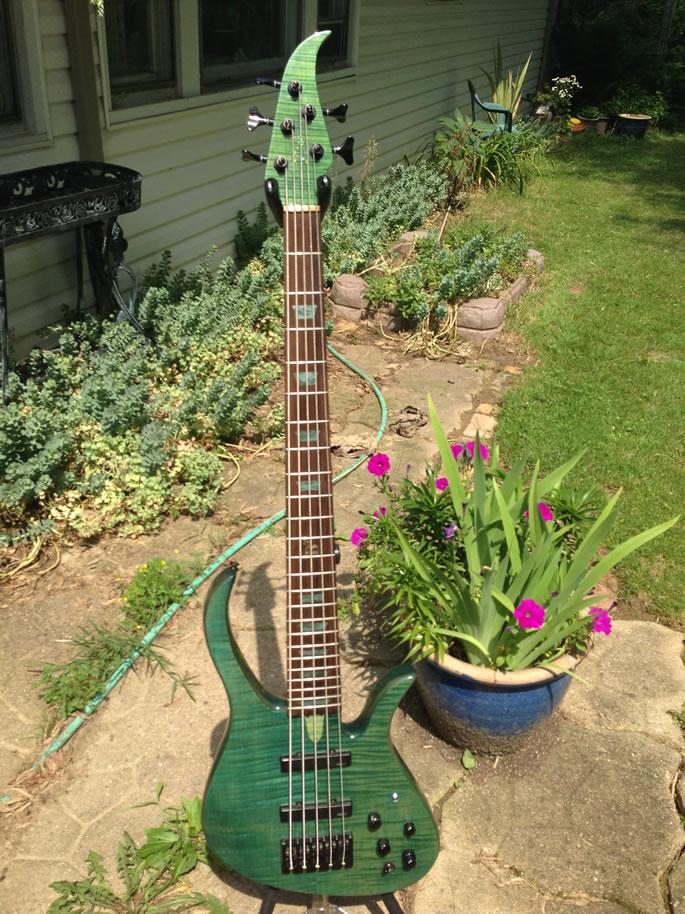Brian Bromberg B2 5 String